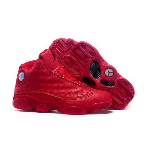 Air Jordan 13 Red October's