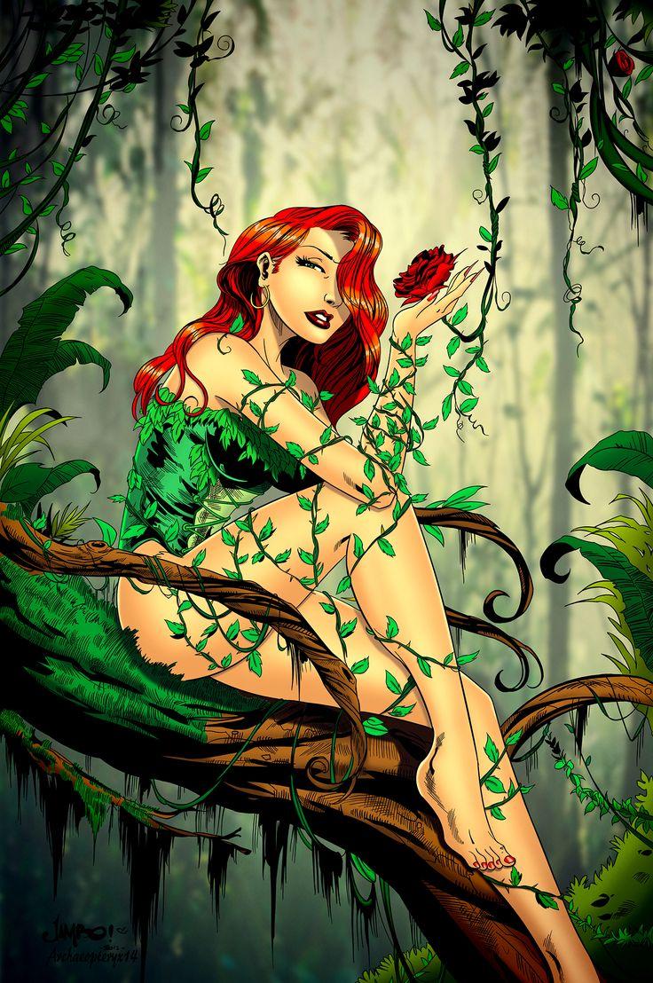 Poison Ivy II by ~Archaeopteryx14 on deviantART