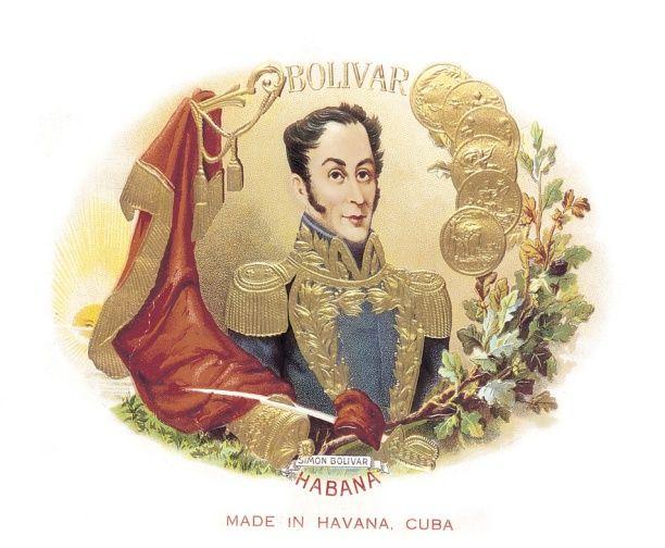 Billiga Cigarrer Online: Bolivar Cigar Infördes 1901, är en kraftfull smak av Bolivar i nästan lika stor utsträckning känner som namne, Simon Bolivar