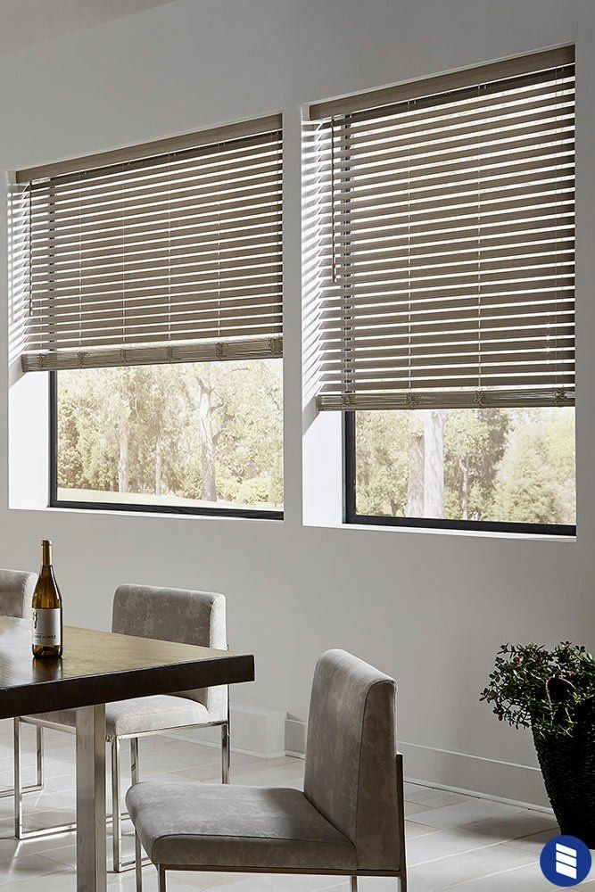 Cordless 2 Inch Faux Wood Blinds Blinds Com Blinds For Windows Living Rooms Faux Wood Blinds Wood Blinds