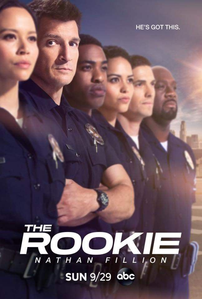 Pin By Michele Collins On Rookie Best American Tv Series Free Tv Shows Tv Shows Online