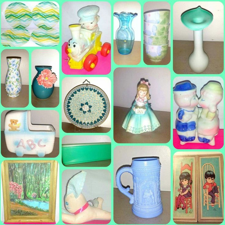 Vintage Aqua's Available Now.Spend $25 get 20% Off at Checkout w/Coupon Code JYBVIP20  #gotvintage #retro #mcm #collectibles #vintage #midcentury #retrokitchen #forsale #junkyardblonde