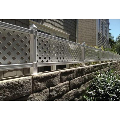 78 Best Ideas About Lattice Fence Panels On Pinterest