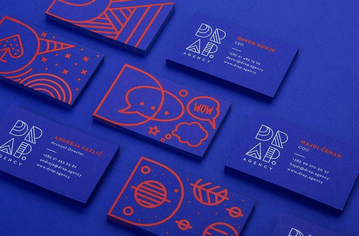 F–L–M — visualgraphc: DRAP.Agency Branding  by Mireldy...
