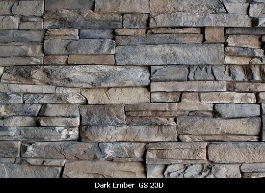 stone veneer panels fake rock canada menards wall