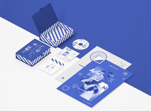 Akdong Musician Album Design on Behance (Hye Min Jung, South Korea)