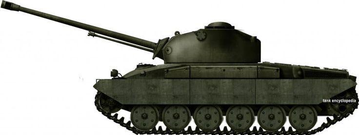 Panzer 58 and its Development