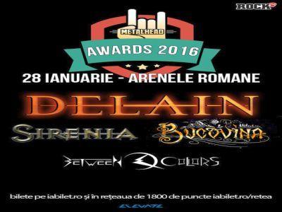Metalhead awards