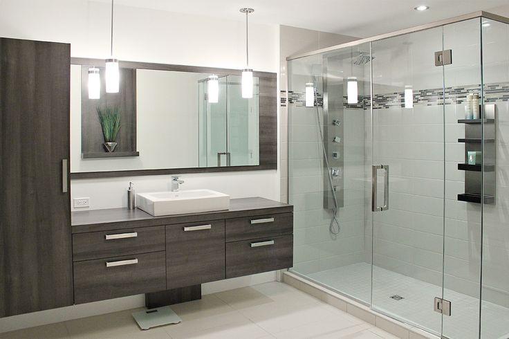 Idée: pour lumière centrée, miroir moins grand et lumière centrée avec miroir