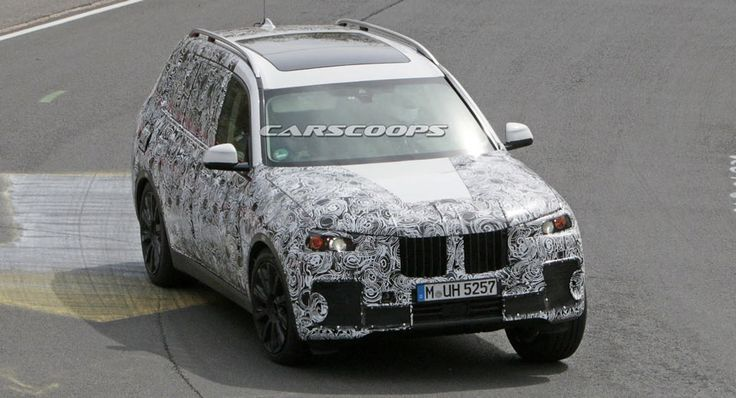 Nice BMW 2017: BMW X7 Concept Allegedly Coming To Frankfurt Motor Show... Car24 - World Bayers Check more at http://car24.top/2017/2017/07/05/bmw-2017-bmw-x7-concept-allegedly-coming-to-frankfurt-motor-show-car24-world-bayers/