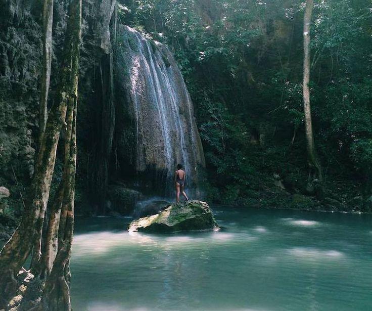 Erawan National Park – Kachanaburi, Thailand
