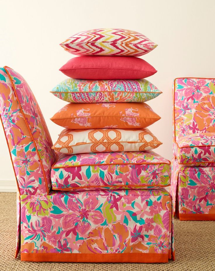 Lee Jofa has announced the launch of new fabrics and wall coverings in partnership with Lilly Pulitzer ! Lilly Pulitzer II is the second co...