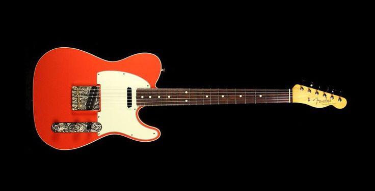 2007 Fender FSR '62 Telecaster Custom Thin Skin