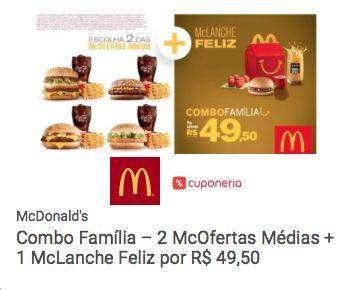 Feriado em SP: Cupons dão desconto no McDonald's e Baked Potato