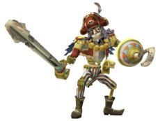 -His name seems to be a play on the words servo, a device used in robotics for movement, and scurvy, a common disease amongst pirates and other seafarers. -Scervo and Dreadfuse are the only mini-bosses that have a model name.