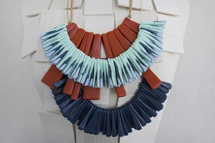 Dinosaur Designs Sorbet Collection 2012 - Necklaces