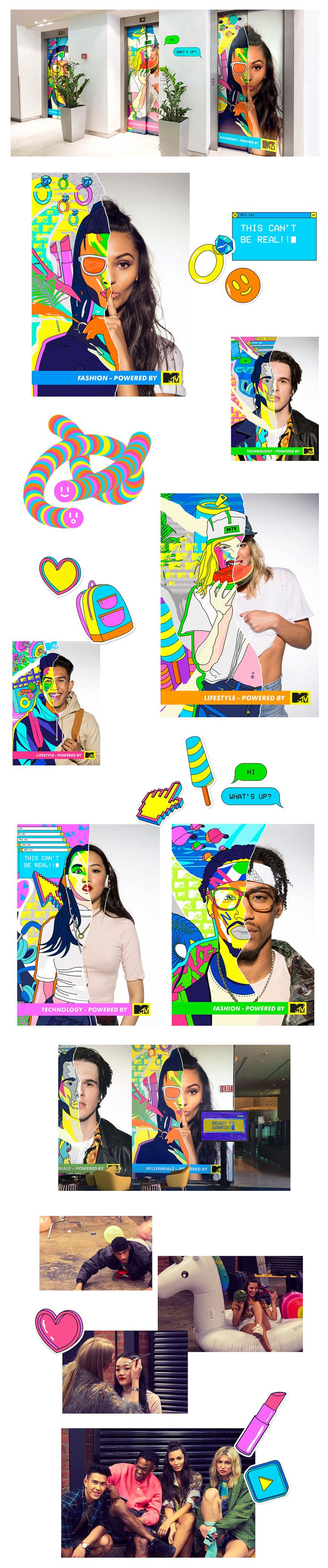 Working closely with our friends at MTV, we looked to expand on the brand's ethos of 'Kill Boring', and create an engaging campaign which would launch at this year's Licensing Expo in Las Vegas.The campaign was created to highlight the three major tiers…