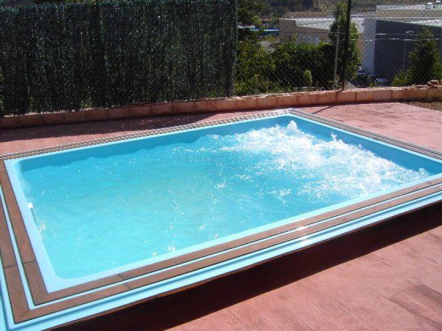 Las 25 mejores ideas sobre piscinas poliester en for Oferta piscina poliester