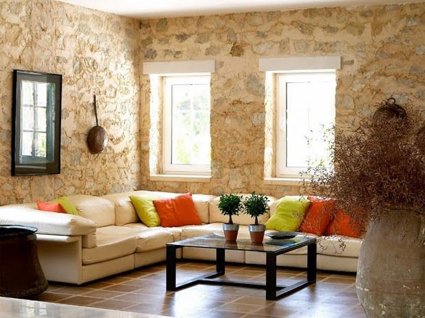 20 divine stone walls design ideas for enhancing your interior - Walls Design