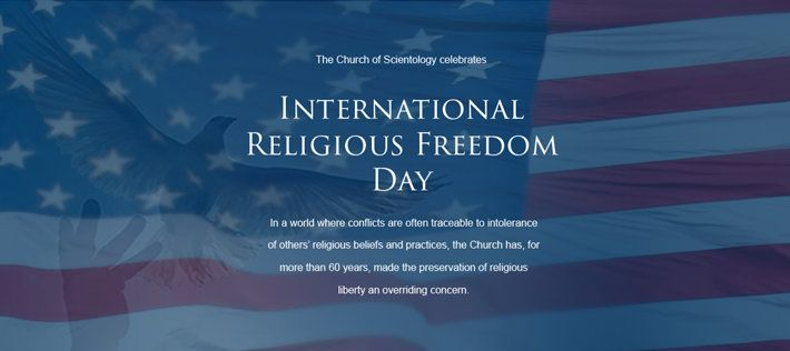 Commemorating International Religious Freedom Day and the 19th Anniversary of the International Religious FreedomAct http://qoo.ly/itq3r