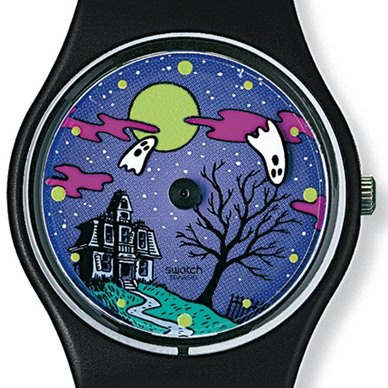 9 best Swatches...Fun and Funky images on Pinterest | Clocks ...