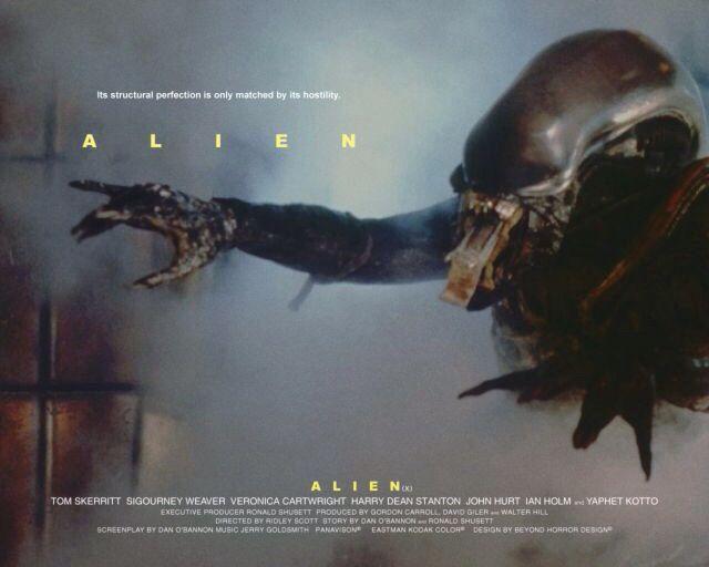 Deconstruction of Ridley Scott's Alien Essay