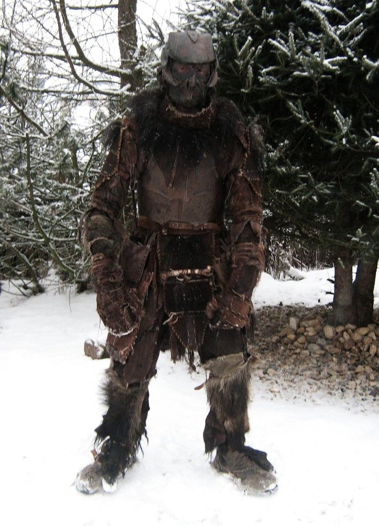 Orc Lotr Costume 80 best images about O...