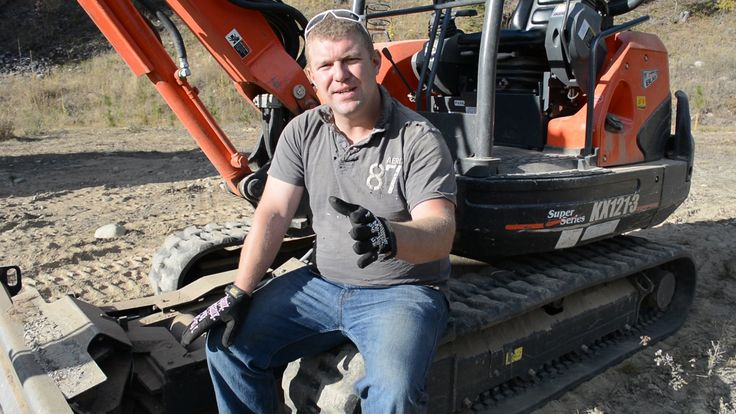 Living off the Grid: Our Kubota Excavator Rental