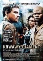 plakat do filmu Krwawy diament (2006)