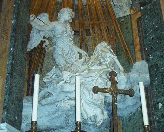 Bernini: estasi Santa Teresa