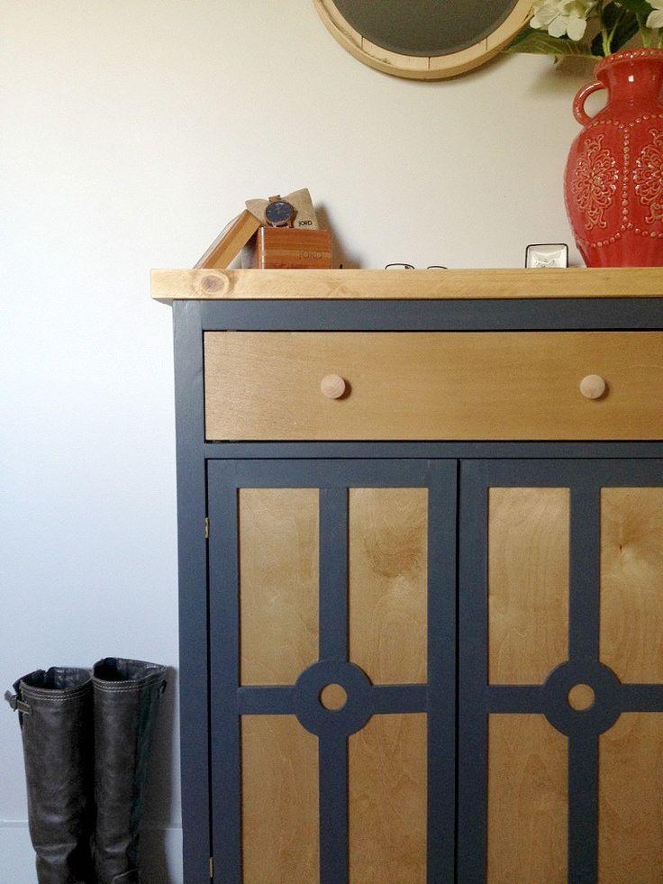 Foyer Cabinet Decor : Best entryway cabinet ideas on pinterest diy