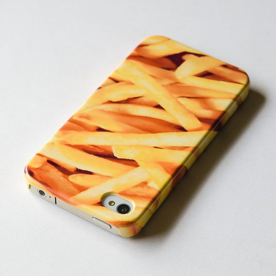 French Fry Case | 11 Phone Cases For The Food Obsessed