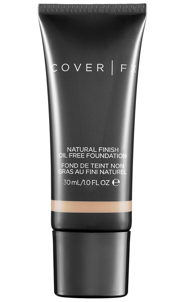 Cover FX Oil-Free Foundation http://beautyeditor.ca/2014/05/29/cover-fx-foundation
