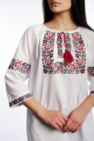 Блузка жіноча 646-18 09 купити в Україні та Києві - Інтернет магазин одягу b7f9d80027bd7