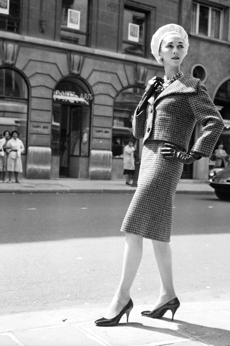 Parisian Vintage Fashion Images Galleries With A Bite