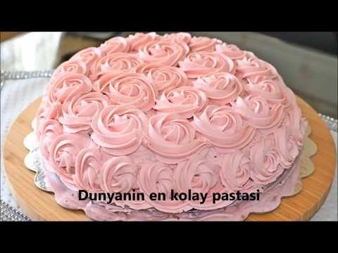 yoğun istek üzerine 1.5 milyon izlenmeyi geçen dünyanın en kolay pastamı paylaşıyorum - YouTube