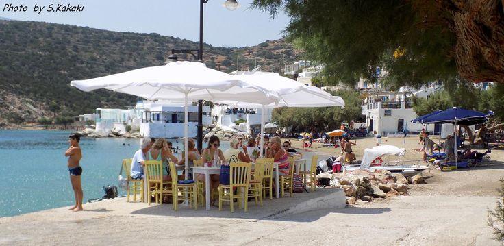 #Faros #beach #summer #Sifnos #Cyclades