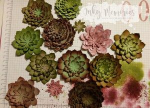Oh So Succulent Suite - Inky Memories – Independent Stampin' Up! Demonstrator and Papercrafter