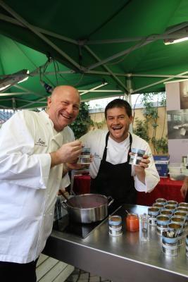 Peter Brunel da anni collabora conDario Loisoncreando ex novo ricette a base di Panettone | #chef #InsolitoPanettone