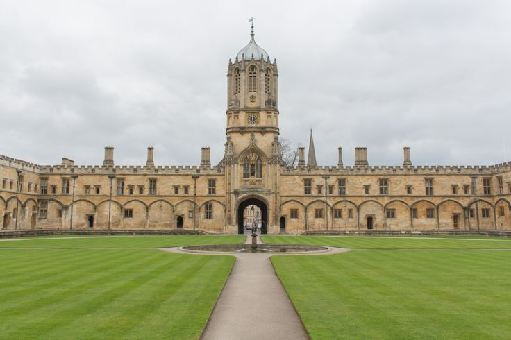 Things to do in Oxford - Christ Church college, Oxford