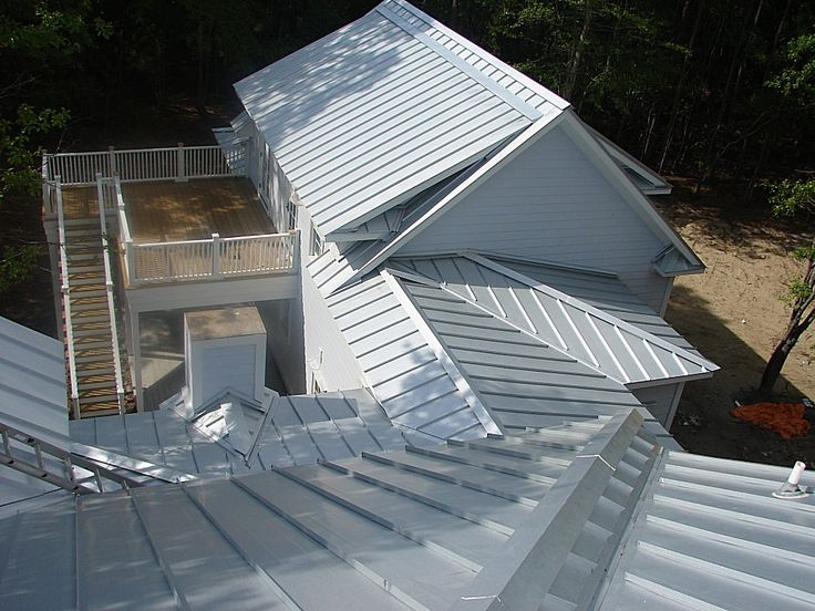 Accurate Metal Roofing Pre Weathered Galvalume Metal