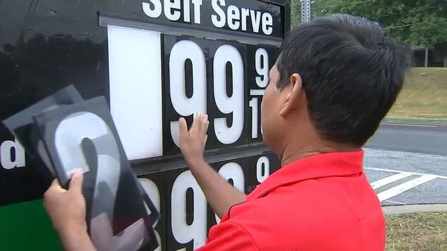 After rumors circulated on social media, Channel 2 Action News received confirmation that gas stations are not selling gas for $9.99 a gallon.