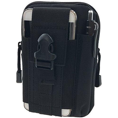 Oferta: 10.99€. Comprar Ofertas de Bolsa de cintura de tactica de Molle -Tyidalin bolsa táctica cintura de hombre Outdoor Sport Casual Cintura Bolso Funda para barato. ¡Mira las ofertas!