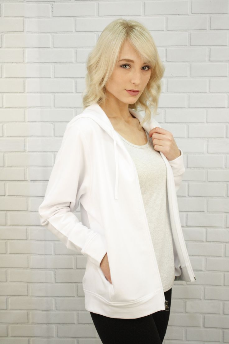 Delia Fleece-lined jacket made from bamboo - soft, comfy, lightweight