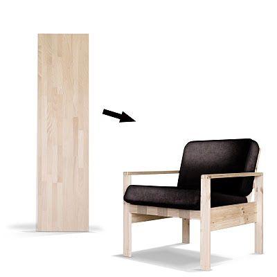 Hartz IV Möbel: 24 Euro Sessel (24 Euro Chair)