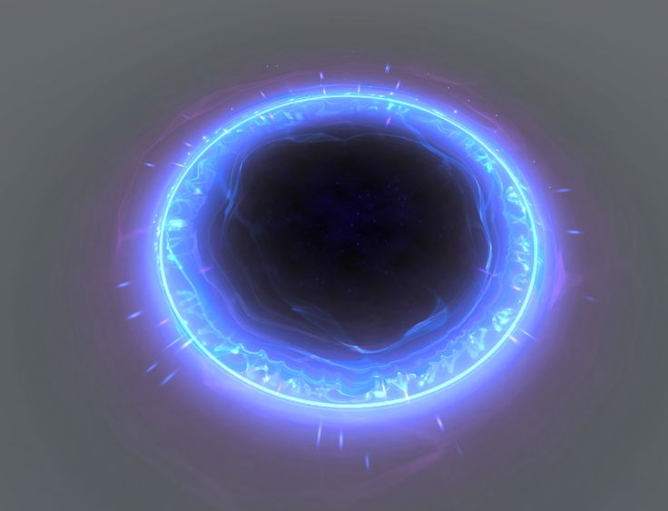 Kevin Leroy: Sketch #2 WIP Portal - Events / VFXSketch: Portal/Wisp - Real Time VFX