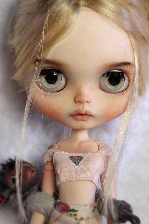 RESERVADO para Patricia Prisce  Custom Blythe Doll