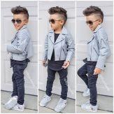 Cool kids & boys mohawk haircut hairstyle ideas 22