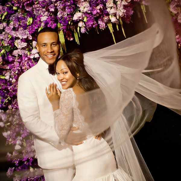 Meagan Good One Of The Most Exciting Stressful And Rewarding Parts A Wedding