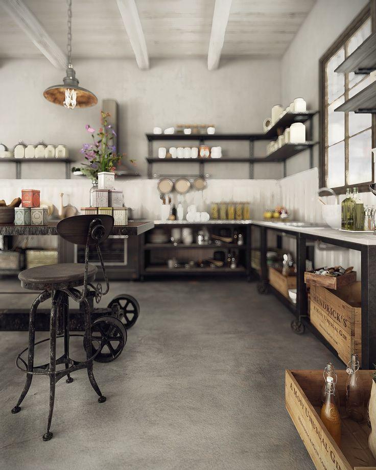 79 best Möbel \ Einrichtung im Industrie Design images on - moderne esszimmer mobel roche bobois
